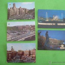 Postales: LOTE DE ' POSTALES DE MADRID ' ANTIGUAS. Lote 52954257