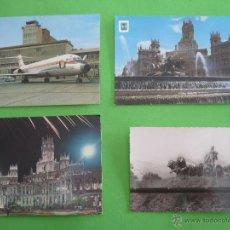 Postales: LOTE DE ' POSTALES DE MADRID ' ANTIGUAS. Lote 52954337