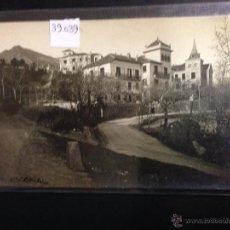 Postales: EL ESCORIAL - SANATORIO VILLEGAS - FOTOGRAFICA - (39039). Lote 52978318