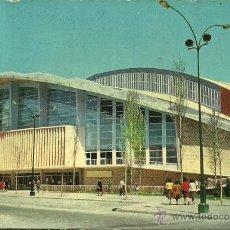 Postales: MADRID - Nº 71. PALACIO DE LOS DEPORTES - CIRCULADA - 1960. Lote 52985450