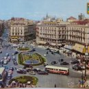 Postales: MADRID. PUERTA DEL SOL. AÑOS 60. . Lote 53069497