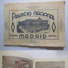 Postales: PALACIO NACIONAL MADRID. Lote 53134215