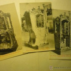 Postales: LOTE POSTALES MADRID REALES CABALLERIZAS---CM. Lote 53173168
