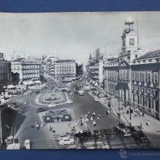 Postales: POSTAL MADRID PUERTA DEL SOL ,ZERKOWITZ. Lote 53583498