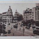 Postales: MADRID. CALLE DE ALCALÁ. HUECOGRABADO DE HAUSER Y MENET.. Lote 53596569