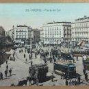 Postales: MADRID. PUERTA DEL SOL. . Lote 53616822