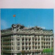 Postales: MADRID. HOTEL MEDIODIA. PL. EMPERADOR CARLOS V. ED. POSTER. DL 1965. Lote 53619130
