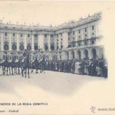 Postales - MADRID, HAUSER Y MENET 763, PALAFRENEROS DE LA REGIA COMITIVA - 53917854