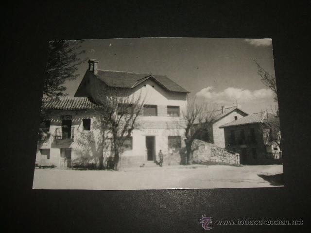 GALAPAGAR MADRID FABRICA DE PAN (Postales - España - Comunidad de Madrid Antigua (hasta 1939))