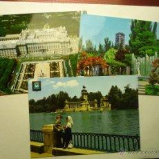 Postales: LOTE POSTALES MADRID .- CIRCULADAS BB. Lote 54456807