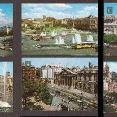 Postales: GOM-358_10 POSTALES DE MADRID AÑOS 70-80. Lote 54500392