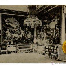 Postales: POSTAL EL ESCORIAL PALACIO ESCENAS E TELEMACO DE RUBENS. Lote 54594443