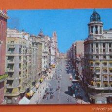 Postales: POSTAL - MADRID - AVENIDA JOSE ANTONIO - BEASCOA 1963 - CIRCULADA . Lote 55787138