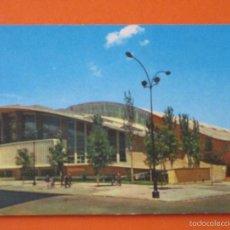 Postales: POSTAL - MADRID - PALACIO DEPORTES - CIBELES 1962 - NO CIRCULADA. Lote 55787553