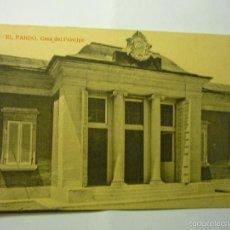 Postales: POSTAL EL PARDO - CASA DEL PRINCIPE BB. Lote 55796782