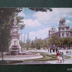 Postales: POSTAL MADRID.SALON DEL PRADO.CIRCULADA. Lote 55798770