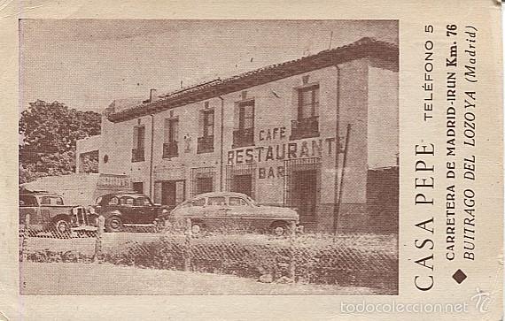 X114706 Raro Comunidad De Madrid Sierra Norte B Comprar Postales
