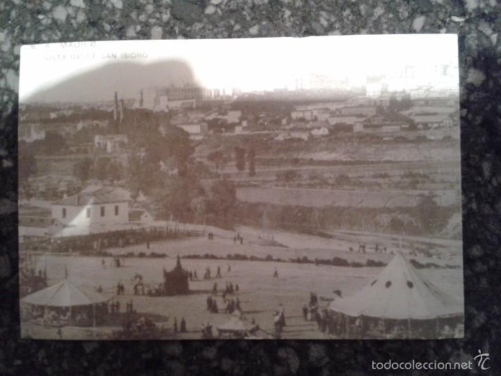 PRADERA DE SAN ISIDRO SERIE RECUERDOS DE MADRID DIARIO 16 (Postales - España - Madrid Moderna (desde 1940))