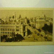 Postales: POSTAL MADRID -CALLE ALCALA BB. Lote 56466763