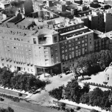 Postales: MADRID AÉREA.- HOTEL CASTELLANA HILTON. Lote 56589227