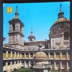 Postales: (41180)POSTAL ESCRITA,EL ESCORIAL,MADRID,MADRID,MADRID. Lote 56842057