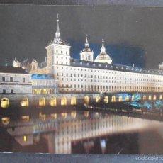 Postales: (41182)POSTAL ESCRITA,EL ESCORIAL,MADRID,MADRID,MADRID. Lote 56842068