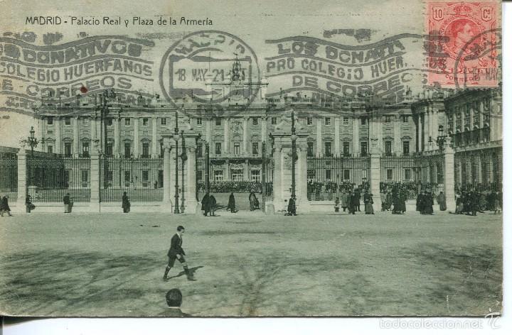 Madrid palacio real y plza de la armeria matase comprar for Correo comunidad de madrid