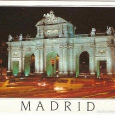 Postales: POSTAL MDR4 MADRID PUERTA DE ALCALÁ MUNDIGRAFIS CARLOS URALDE SPAIN ESPAÑA. Lote 56994174