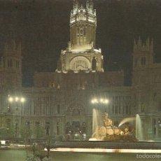 Postales: POSTAL 46 MADRID CIBELES PALACIO COMUNICACIONES ESPAÑA SPAIN ESPAGNE SPANIEN. Lote 56994244