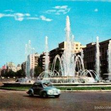 Postales: EM0322 MADRID - AVENIDA DEL GENERALISIMO 1964 - BEASCOA Nº173 - SEAT 600 CITROEN 4CV. Lote 57085261