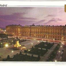 Postales: POSTAL MADRID PLAZA DE ORIENTE PALACIO REAL FISA DOMÍNGUEZ SPAIN SPANIEN ESPAGNE. Lote 57095194