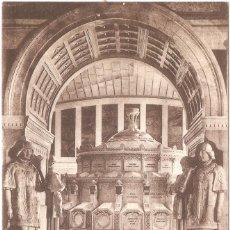 Postales: EL ESCORIAL PANTEÓN DE INFANTES LOS HERALDOS 1912. Lote 57114104