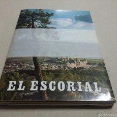 Postales: LOTE POSTALES - EL ESCORIAL - TDKP5. Lote 57127729