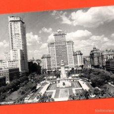 Postales: MADRID - PLAZA DE ESPAÑA. Lote 57154648