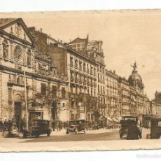 Postales: MADRID .- CALLE ALCALA .- HELIOTIPIA KALLMEYER Y GAUTIER Nº 72. Lote 57442063