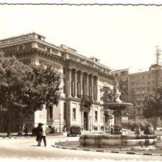 Postales: POSTAL MADRID MUSEO DEL PRADO DOMÍNGUEZ ESPAÑA MUSEUM COCHE AUTO CAR SPAIN ESPAGNE SPANIEN. Lote 57528356