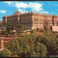 138 - MADRID.- Palacio Real y Nuestra Señora de la Almudena