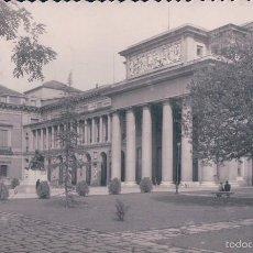 Postales: POSTAL FOTOGRAFICA 220 MADRID.-MUSEO DEL PRADO, FACHADA PRINCIPAL. CIRCULADA. ED. GARCIA GARRABELLA . Lote 57714093