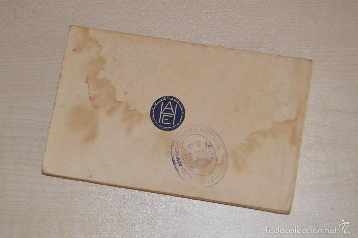 Postales: Librito, con 19 Tarjetas POSTALES - EL ESCORIAL - 1ª Serie - Foto 7 - 57795792