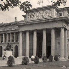 Postales: MADRID. MUSEO DEL PRADO PORTADA PRINCIPAL. CIRCULADA. Lote 255502540