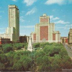 Cartoline: MADRID,PLAZA DE ESPAÑA - POSTALES CEME Nº 112 - ESCRITA. Lote 57813342