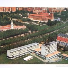 Postales: POSTAL MADRID - CIUDAD UNIVERSITARIA - COLEGIO MAYOR UNIVERSITARIO BRASILEÑO - CASA DO BRASIL -1969. Lote 57848902