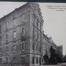 Postales: MADRID, COLEGIO DE NUESTRA SEÑORA DE LORETO, PRINCIPE DE VERGARA 44. EDICION FRANCESA. Lote 58127464