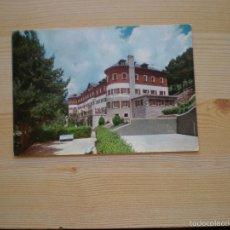 Postales - POSTAL RESIDENCIA EMPLEADOS DEL BHA - EL VENTORRILLO EN NAVACERRADA - 58327494