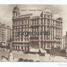 Postales: POSTAL, MADRID. PLAZA DEL CALLAO.. Lote 58372169