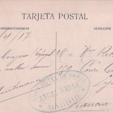 Postales: POSTAL C, A. Y L. 657 MADRID.- PALACIO REAL.- SALON DE GASPARINI. CIRCULADA. Lote 58422988