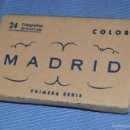 Postales: LIBRITO, 24 FOTOGRAFÍAS EN COLOR - RECUERDO DE MADRID - 1ª SERIE - FOTOGRAFÍAS ARTÍSTICAS. Lote 58569664