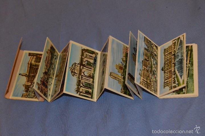 Postales: Librito, 24 FOTOGRAFÍAS EN COLOR - Recuerdo de MADRID - 1ª SERIE - Fotografías artísticas - Foto 3 - 58569664