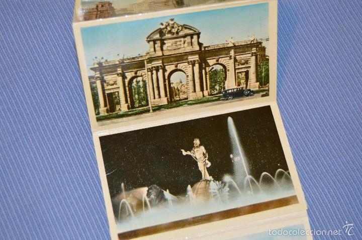 Postales: Librito, 24 FOTOGRAFÍAS EN COLOR - Recuerdo de MADRID - 1ª SERIE - Fotografías artísticas - Foto 5 - 58569664