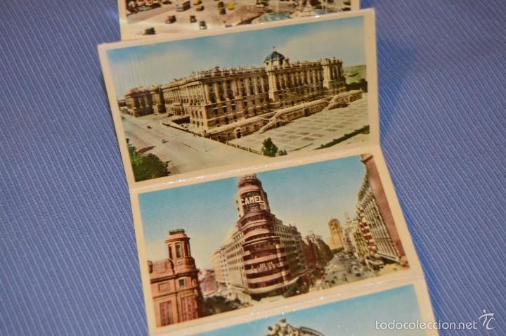 Postales: Librito, 24 FOTOGRAFÍAS EN COLOR - Recuerdo de MADRID - 1ª SERIE - Fotografías artísticas - Foto 6 - 58569664